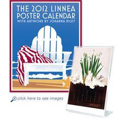 can't wait for 2012 so i can start enjoying my new linnea poster calendar (even though i am still loving my 2011 calendar :)