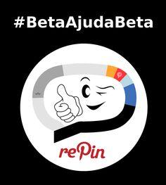 Sigo de volta e repins... #TimBeta, #BetaAjudaBeta, #SDV, #PinForRepin, #BetaLab