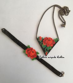 #rose #miyukikolye #miyukitaki #jewelry #miyukibileklik #miyukiboncuk #handmade #hobi