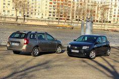 Essai Dacia Sandero Easy-R