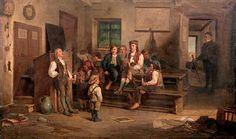 Schlösser, Carl (b,1832)- Die Verbotene Fruch