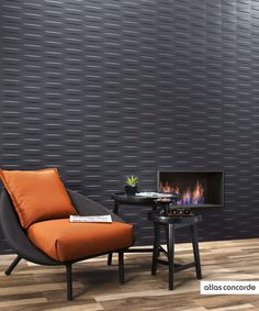 Wall Design: Three Dimensional Ceramic Surfaces For Spectacular Walls