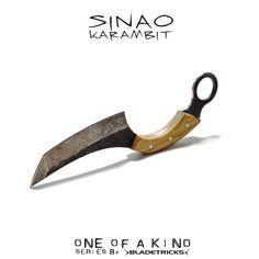 Tanto Karambit Sinao Bladetricks Knife maker