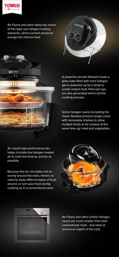 If we use #Airfryer to cook our food, we will be free from some of the health hazards. http://www.fryerly.com/tower-low-fat-air-fryer-reviews/