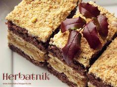 Trzeci Talerz: Herbatnik – kuchnia podkarpacka Polish Recipes, Polish Food, Different Cakes, Tiramisu, Ale, Muffins, Sandwiches, Recipies, Healthy Recipes