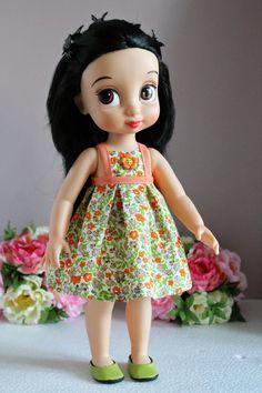 Robes de Princesses pour Animator's Collection: Robe Anita