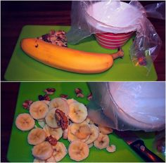 Banana Walnut Freeze! – Simply Taralynn