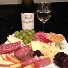 Wine & Cheese party @ home