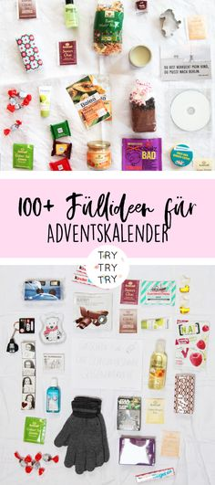 100 filling ideas for the advent calendar Advent Calendar For Men, Countdown Calendar, Diy Calendar, Advent Calendar Ideas For Adults, Presents For Boyfriend, Boyfriend Gifts, Christmas Time, Christmas Gifts, Diy Gifts For Men