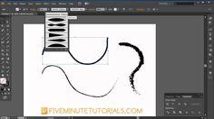 This tutorial explains the basics of the llustrator CS6's Pencil, Brush, Blob Brush, & Eraser tools. This lectures should also work fine in Previous CS versi...