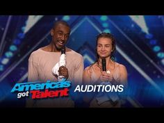 Freckled Sky: Howard Stern Hits Golden Buzzer for Dance Duo - America's Got Talent 2015 - YouTube