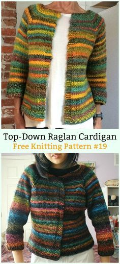 258 Best Knitting Patterns Cardigans Images On Pinterest In 2018