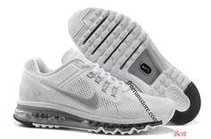 Nike Air Max 2013 Mens Reflective Silver 554886 100