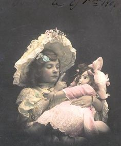 Children and Dolls