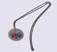 70cm Oval Golden Peacock Necklace Sweater Chains Jewelry Vintage Charms