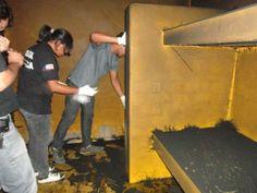 Homem e mulher presos morrem em incêndio no interior de celas em Mucuri