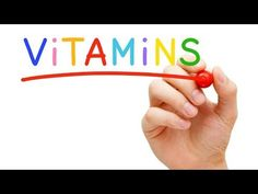 Vitamins : What are they and what do they do?