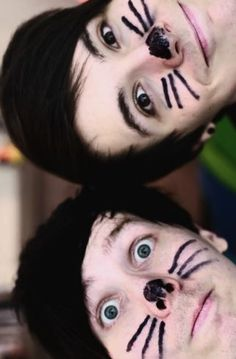 Dan and Phil are my aesthetic