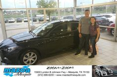 https://flic.kr/p/GCZEd8 | #HappyBirthday to David from Nick Searcy at Mazda of Mesquite! | deliverymaxx.com/DealerReviews.aspx?DealerCode=B979
