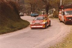 C873EUD, Didier Auriol Metro 6R4 used for test only, never raced, havent found other pictures of this car…