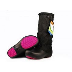 What: Crocs Boots Why? Lightweight AND Waterproof!