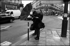 Paris with Photographer Peter Turnley