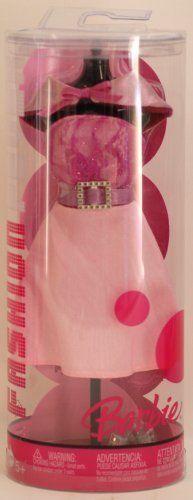 NEW BArbie Fashion Fever Mannequin - Pink dress #Mattel