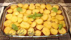 Zapiekanka ziemniaczana z mięsem Cantaloupe, Dairy, Cheese, Fruit, Vegetables, Food, Essen, Vegetable Recipes, Meals