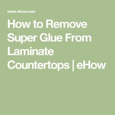 Best 25 Remove Super Glue Ideas On Pinterest Superglue