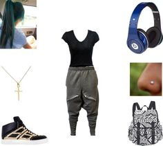 """""""dance outfit (:"""" by xotonaveronicaxo ❤ liked on Polyvore"""