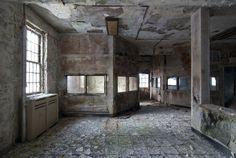 Preston Psychiatric Center, by Rob Dobi