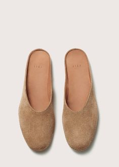Women's Ceremonial Ballet Mule - Tan | Garmentory