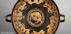 Animation brings 2500-year-old Greek vase to life