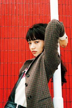 Japanese Models, Japanese Girl, Nana Komatsu Fashion, Komatsu Nana, Cosy Outfit, Tomboy Chic, Foto Pose, Portraits, Poses