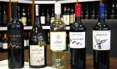 Neriadená degustácia novozélandských, argentínskych a Čile piatok, 24.04.2015 o 18:00 hod.  Cena degustácie je 30 € s DPH | 8 vzoriek vína | TAPAS | minerálka  Rezervácie na tel : 02 45523547 alebo  info@obchodsvinom.sk, www.vinopredaj.sk  Rezervácia je nevyhnutná.  BABICH - SAINT CLAIR - MONTES - KAIKEN  Degustačná vzorka je 0,05 L | Odev: Smart Casual | Zmena vín do degustácie je vyhradená | ilustračné foto IN MEDIO | Hradská 78B | 82107 Bratislava | tel: 02 45523547