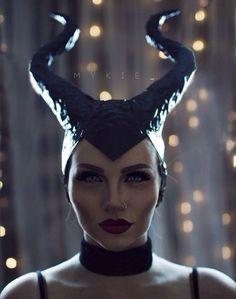 Maleficent (Cosplay by MyKie_ @Instagram) #Maleficent