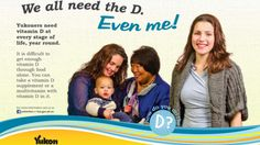 'We All Need The D' Public Health Campaign Is Pure Gold