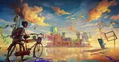 Destination: Imagination