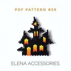 Bead Crochet Patterns, Bead Embroidery Patterns, Beading Patterns Free, Seed Bead Patterns, Beaded Bracelet Patterns, Beaded Embroidery, Weaving Patterns, Art Patterns, Mosaic Patterns