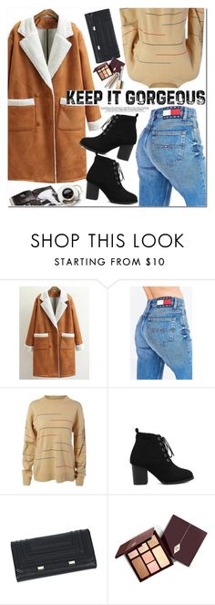 """""""Keep It Gorgeous"""" by oshint ❤ liked on Polyvore featuring Tommy Hilfiger, Burberry and Mulberry"""