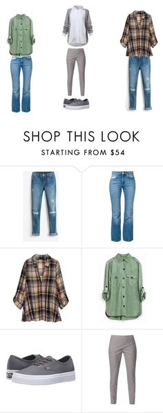 """""""Casual"""" by abbylud on Polyvore featuring White House Black Market, Sonia Rykiel, Bobeau, Vans and WtR London"""