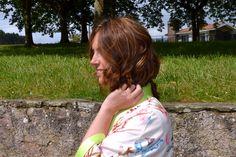 Mi nuevo corte de pelo.  www.yohanasant.es Personal Shopper en Asturias