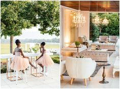 Makaziwe and Sandile's blush summer garden wedding was pure romance! Plenty of wonderful personal touches and luxurious detail elements created a beautiful design concept! Wedding Lounge, Lounge Furniture, Garden Wedding, Blush, Romantic, Pure Products, Table Decorations, Elegant, Summer