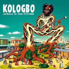 Kologbo / Africa Is The Future / Paris DJs
