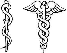 The rod of Asclepius vs the caduceus -- an unfortunately symbolic mistake in medicine