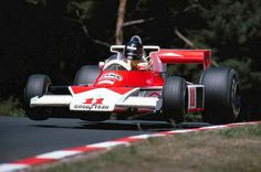 James Hunt, McLaren 23/6, 1976