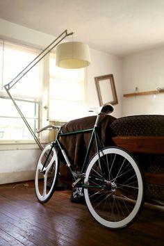 #bike #interior #cafe #coureur