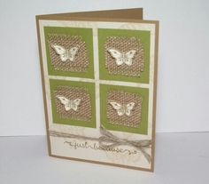 My CASE of a card by stampinmary.com. Made by Jeanie Tavitas-Williams #stampinup