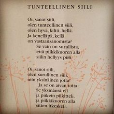 Kirsi Kunnas/ Finnish Words, Story Of My Life, Funny Texts, Wise Words, Poems, Prayers, Wisdom, Thoughts, Writing