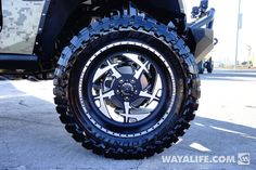 2013 SEMA Camo American Force Jeep JK Wrangler 4-Door Jeep Mods, Truck Wheels, Jeep Jk, Wrangler Jk, Garage Workshop, Camo, Trucks, American, Style